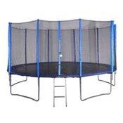 Trampolin, mreža, lestev Spartan 460 cm
