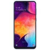 SAMSUNG mobilni telefon Galaxy A50 4GB/128GB Dual SIM, moder