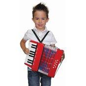 Otroška harmonika, 25 tipk