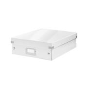 Leitz 60580001 file storage box Polypropylene (PP) White
