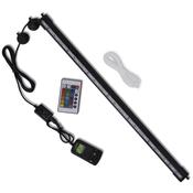 vidaXL LED mjehuric svjetiljka za akvarij RGB 56,5 cm