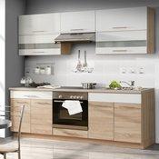 Fola kuhinjski blok Camila, 220cm
