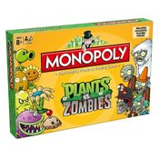 Kupi Monopoly Plants Vs Zombies (ENG)