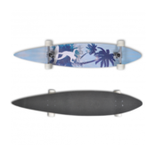 Longboard sa palmovima 117cm 7 ALU trake