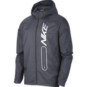 Nike M NK ESSNTL JKT FLASH PO AIR, muški duks za trcanje, siva