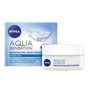 NIVEA Aqua Sensation dnevna krema za normalnu kožu 50ml