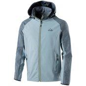 McKinley TRUNDLE II UX, muška jakna za planinarenje, plava