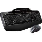 LOGITECH bežicna tastatura i miš MK710 US