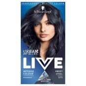 Live Color XXL U73 metalik plava farba za kosu