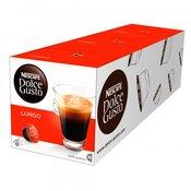 NESCAFÉ kavne kapsule Dolce Gusto Caffe Lungo, trojno pakiranje