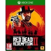 ROCKSTAR GAMES igra RED DEAD REDEMPTION 2 (Xbox One)