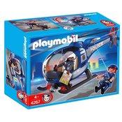 Playmobil Policijski Helikopter 2