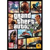 PC GTA V - Grand Theft Auto 5