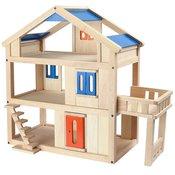 Plan Toys drvena ku?ica za lutke sa terasom 7150