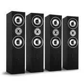 HYUNDAI 3-sistemski bass reflex HiFi zvočniki Multicav