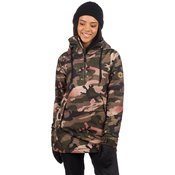 Volcom Fern Insulated Gore-Tex Anorak faded army Gr. M