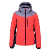 Icepeak KENDRA, ženska jakna za skijanje, crvena