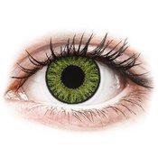TopVue Color daily-Fresh Green-brez dioptrije