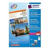 Avery Zweckform foto papir 2498, 250 g, obostrani sjajni premaz
