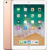 APPLE tablični računalnik iPad (6G) Wi-Fi 32GB (MRJN2FD/A), zlat-bel