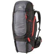 McKinley MAKE 55 + 10 RC, planinarski ruksak, crna