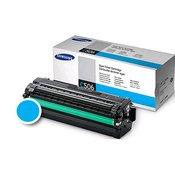 CLT-C506L - Samsung Toner, Cyan, 3.500 pages