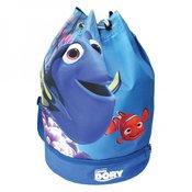FINDING DORY plažna vreča FINDING DORY, modra