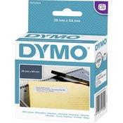 DYMO Print traka Dymo 11352, S0722520, 500 naljepnica (54 x 25 mm),bele barve, za LabelWriter