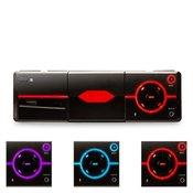 auna MD-640 Avtoradio, Bluetooth, APP upravljanje, IOS, SD, US (TC5-MD-640)