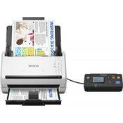 EPSON skener WorkForce - DS-530N -  A4 skener, za dokumenta sa ADF-om, do 600 x 600 dpi, USB