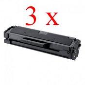 Komplet Xerox 106R02773/Phaser 3020/WorkCentre 3025 kompatibilni tonerji (3)-3 × črna