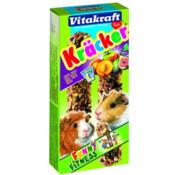 VITAKRAFT Kracker - palica s sadjem za morske prašičke 2kos.