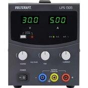 VOLTCRAFT Laboratorijski napajalnik, nastavljiv VOLTCRAFT LPS1305 0 - 30 V/DC 0 - 5 A 150 W število izhodov: 1 x