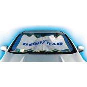 Goodyear aluminijsko sjenilo za auto 130x60 cm