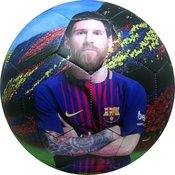 Barcelona MESSI, nogometna žoga, večbarvno