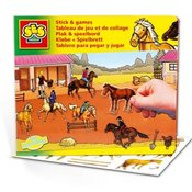 SES nalepnice - Konji