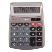 GENIE kalkulator 540 - GE 10272 (Sivi) Kalkulator stoni, Siva
