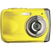 Easypix Easypix W1024-I Splash digitalna kamera 16 Mio. Pikslov Rumena Podvodna kamera