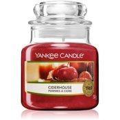Dišeča sveča Yankee Candle, majhna - Ciderhouse