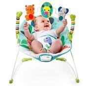 Bright Starts Le?aljka za bebe sa vibracijom Jungle Stream