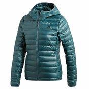adidas Ženska jakna Zelena XS Women Varilite Down Hooded Jacket