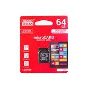 MicroSD 64GB cl.10