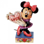 MINNIE MOUSE JIM SHORE Minnie Mouse My Love - 4026085 Disney, 11 cm