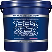 100%WHEY PROTEIN 5kg Scitec Nutrition