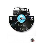 Bulli VW T1 - vinyl wall clock