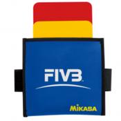 Mikasa sudijski kartoni za odbojku Unisex VK