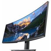 Dell Flat panel 49 U4919DW - 49 LED ULTRA WIDE (IPS 2xHDMI2.0/DisplayPort/USB-C/5xUSB 5120x1440)