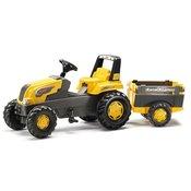 Rolly Toys traktor s prikolicom Rolly Junior