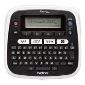 Štampac etiketa P-Touch Brother D200BWVP sa torbom