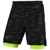 Pro Touch STRIKO UX, muški šorc za trčanje, crna